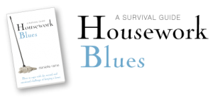 Housework Blues A Survival Guide by Danielle Raine