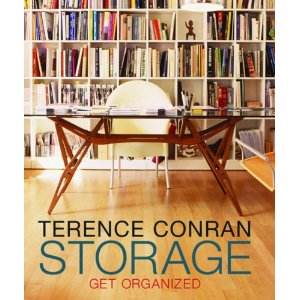 Book Review: Storage – Get Organized by Terence Conran