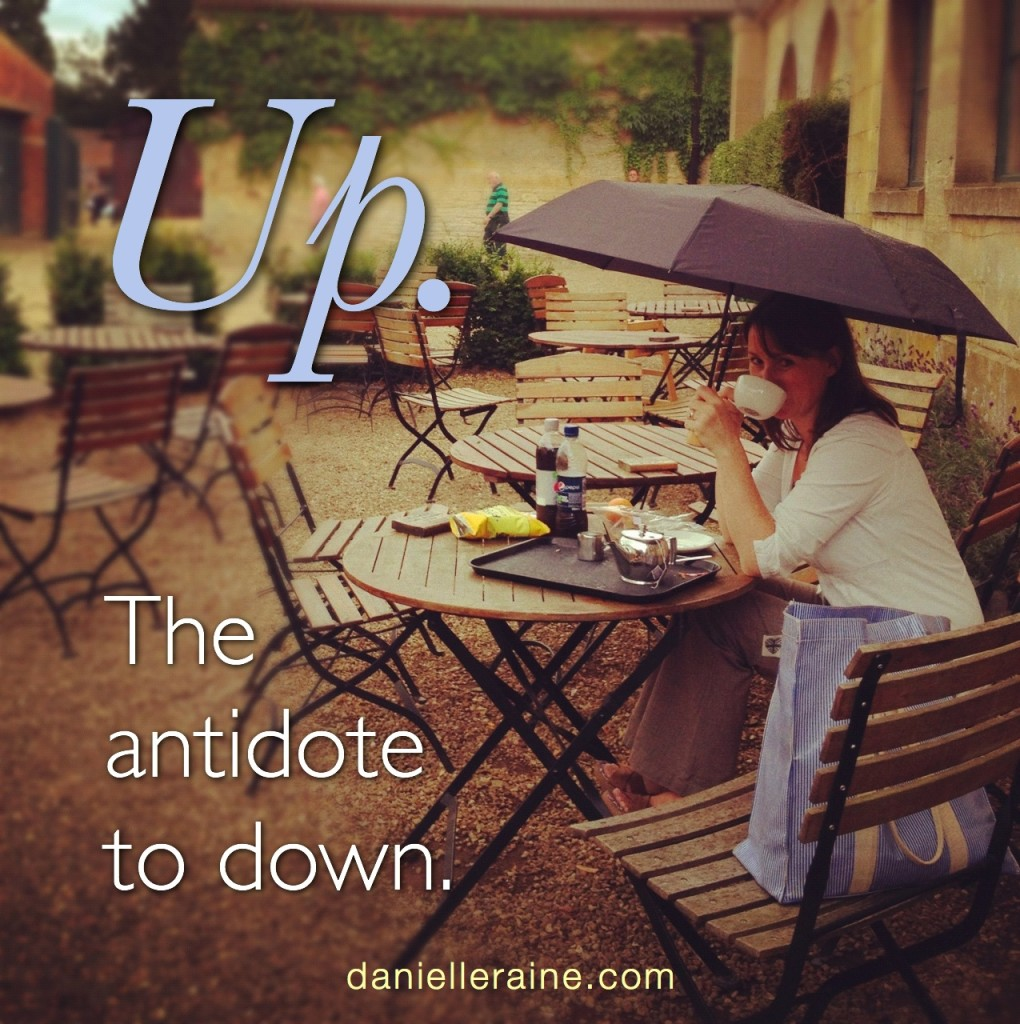 Up antidote to down