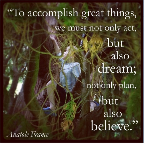 To accomplish great things - Creativity Quotes - Danielle Raine