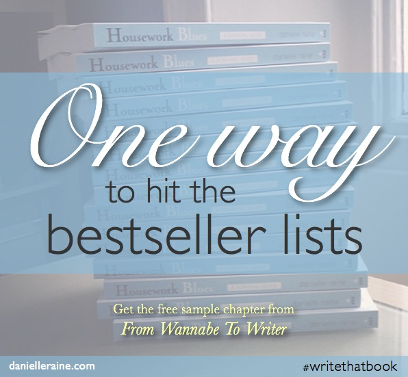 one way to hit bestseller lists
