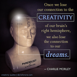charlie morley creativity quotes