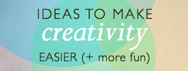 creativity easier
