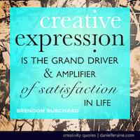 Brendon Burchard Creativity quote TN