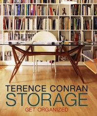 Storage Get Organized by Terence Conran