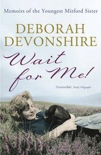 wait for me mitford sister deborah devonshire