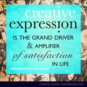 Brendon Burchard Creativity quote