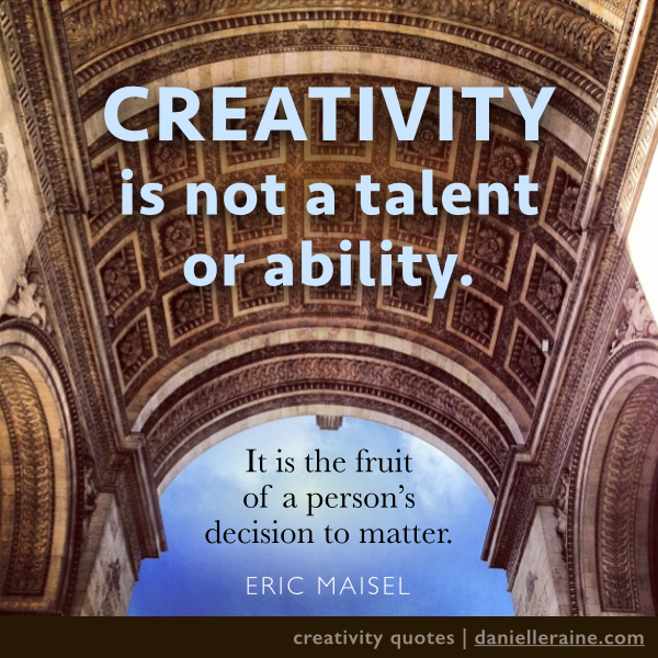 What is creativity? (& How to make it easier.)