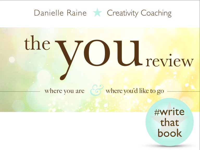 writethatbook You Review cover