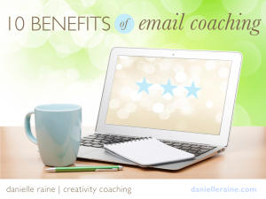 Email coaching graphic
