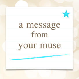 message from your muse square small