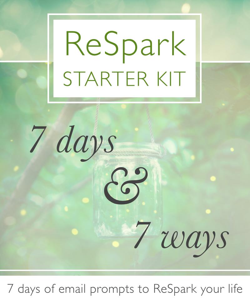 ReSpark Starter Kit