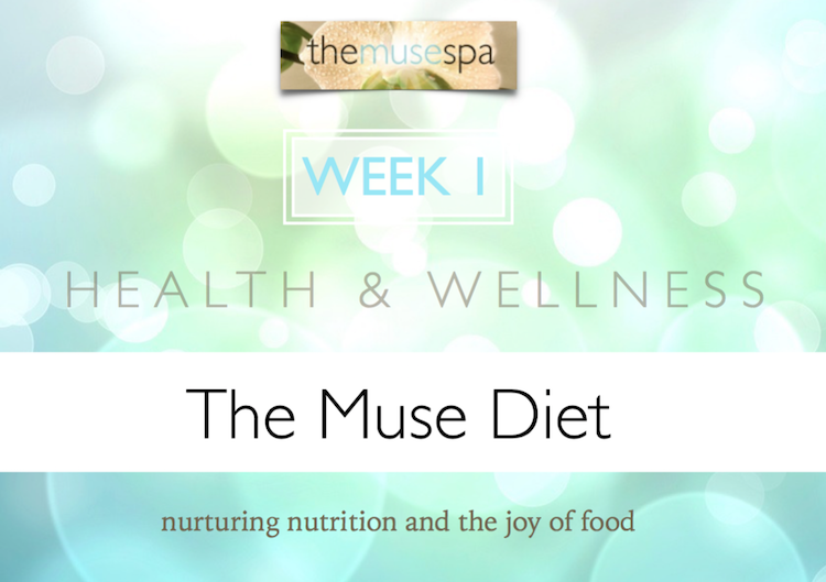 The Muse Spa SSC Muse Diet cover small