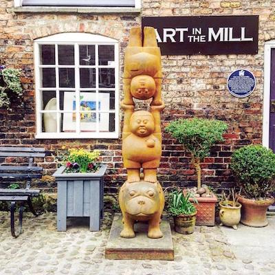 artists studio sculpture creative support
