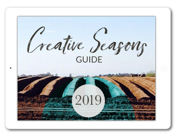 creative seasons guide 2019