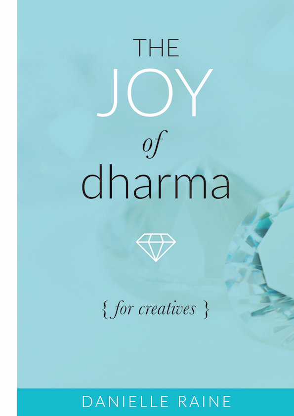 the joy of dharma ebook for creatives