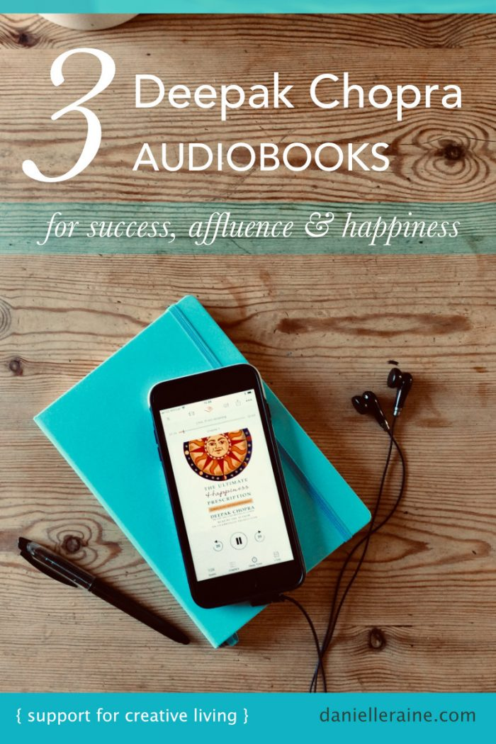 favourite deepak chopra audiobooks success affluence happiness