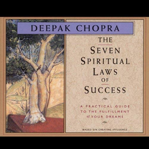 deepak chopra audiobook the seven spiritual laws of success