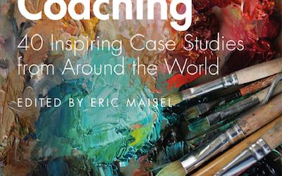 Inside Creativity Coaching – Edited by Eric Maisel