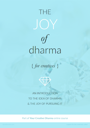 The Joy of Dharma