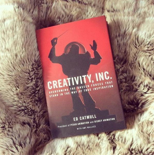creativity inc ed catmull books for creatives danielle raine