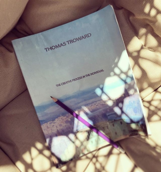 Thomas troward book the creative process in the individual