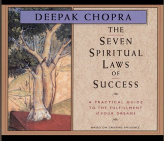 deepak chopra audiobook the seven spiritual laws of success