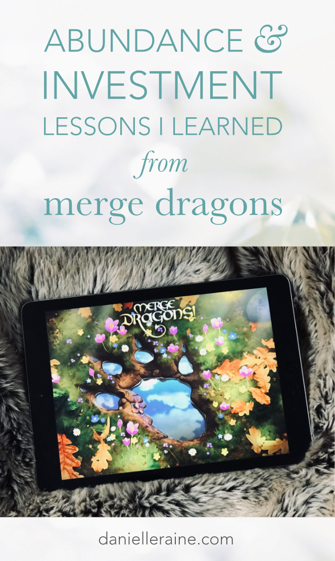 abundance investment lessons i learned merge dragons game