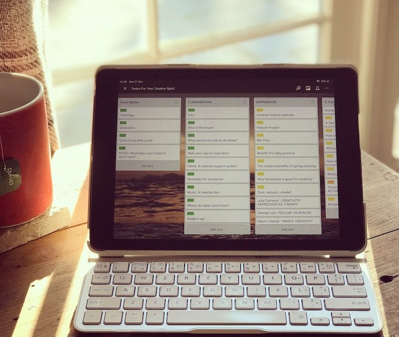 My favourite writing apps for iPad (Part 2)