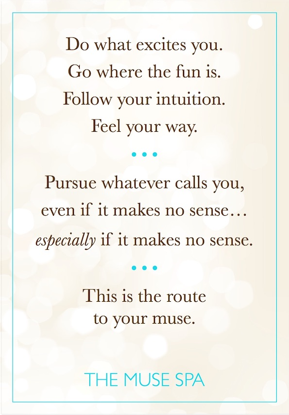 The route to your muse the muse spa danielle raine
