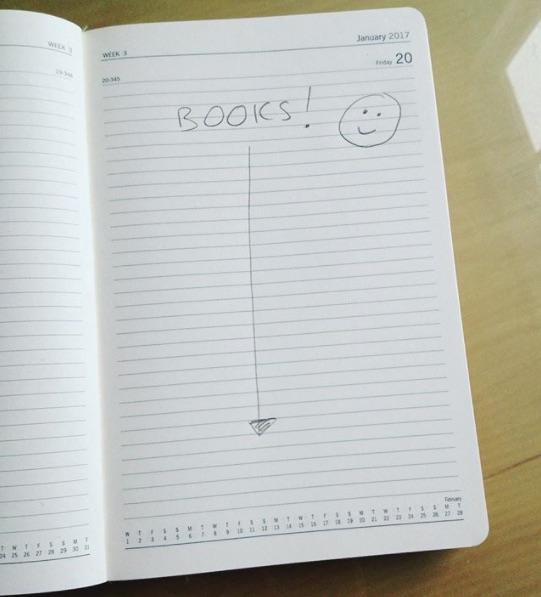 writing books day diary danielle raine creativity blog