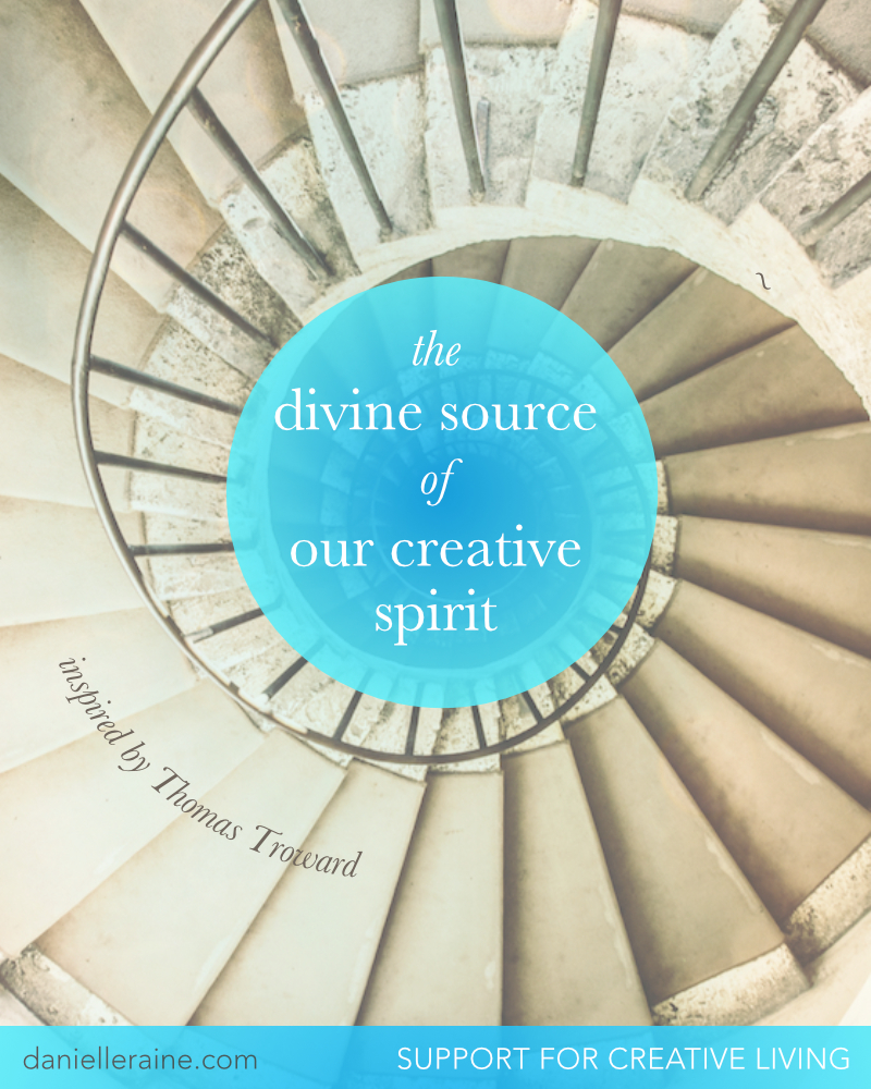 divine source of creative spirit thomas troward