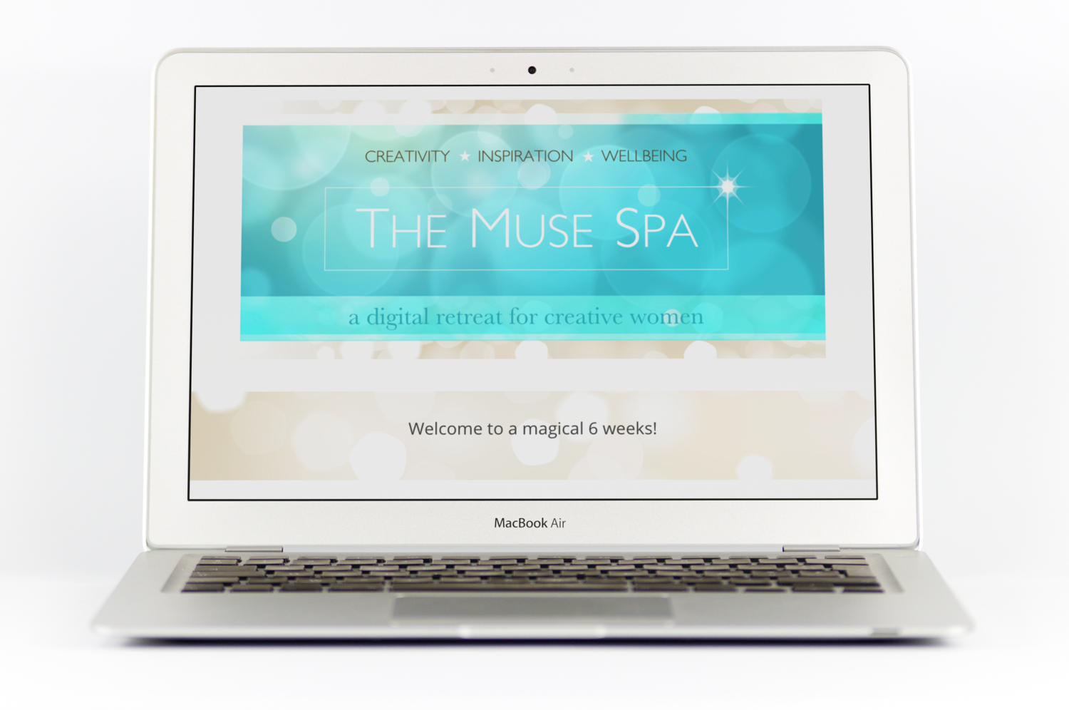 the muse spa online course for creatives