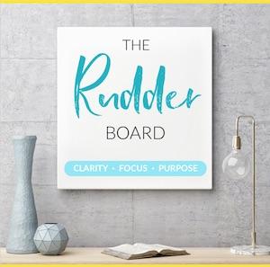 rudder board cover small