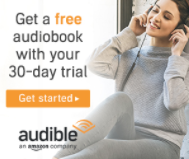 free 30 day trial audible