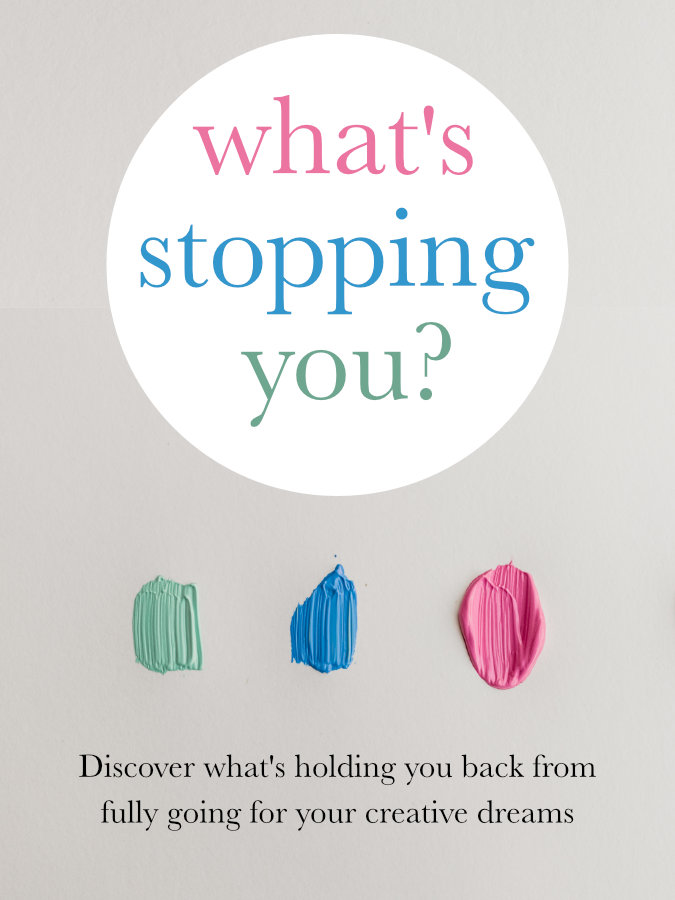 What's stopping you cover