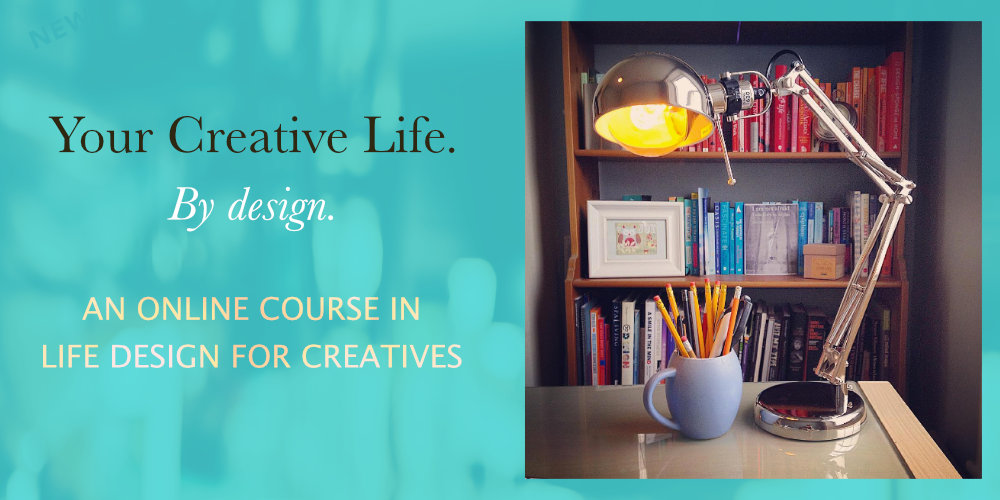Your Creative Life By Design banner 21