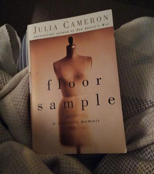 Floor Sample a creative memoir by Julia Cameron