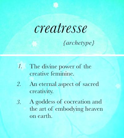 creatresse archetype definition