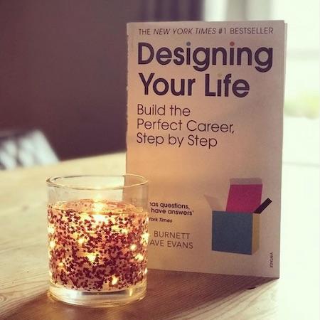 designing your life burnett evans book copy