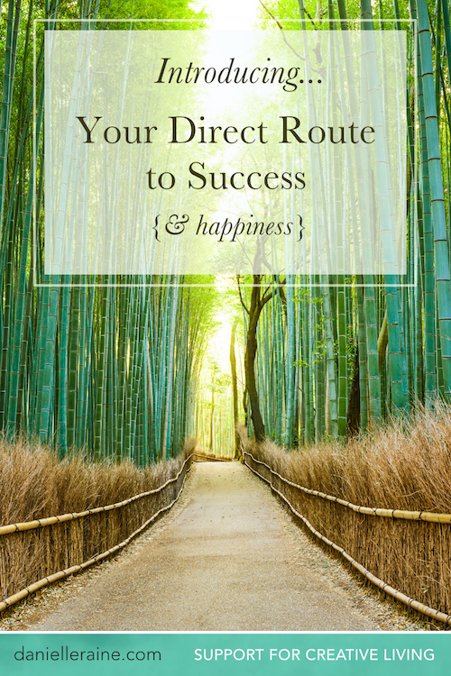 direct route to success creativity blog