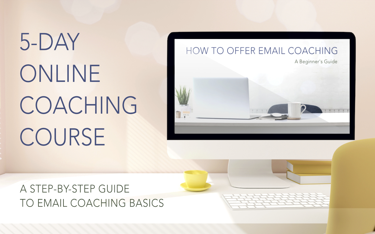 how to offer email coaching online course 5 day course imac
